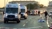 ANKARA SU VE KANALIZASYON İDARESI - Ölümlü Kazaya Karışan Aracı Çekiciyle Kaçırdılar