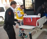 DOKU NAKLİ - Ordu Organ Bağışına Soğuk