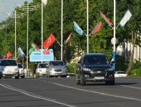AHMET NECDET SEZER - Cumhurbaşkanı Erdoğan'ın ziyareti öncesi hazırlıklar tamamlandı