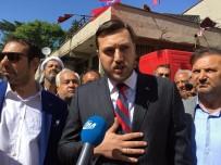 HALİL MUTLU - Milletvekili Aday Adayı Olan Roman Vatandaş, Davul Zurnayla Oy İstedi