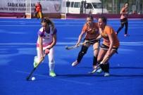 MEHMET KAPLAN - Polisgücü'nün Kadın Takımı Hiç Gol Yemeden 41 Gol Attı