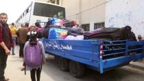 REFAH SINIR KAPISI - Refah Sınır Kapısı 3 Günlüğüne Açıldı