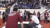 ROBOT YARIŞMASI - Robotlar Kahramanmaraş'ta Görücüye Çıktı