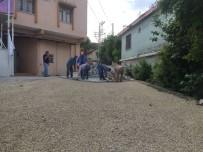 KARAÇAY - Samandağ'da 9 Mahallede Yol Çalışmaları Devam Ediyor