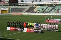 SINANOĞLU - Spor Toto 1. Lig Açıklaması Denizlispor Açıklaması 5  - Gaziantepspor Açıklaması 0
