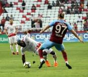 EMRE GÜRAL - Spor Toto Süper Lig Açıklaması Antalyaspor Açıklaması 1 - Trabzonspor Açıklaması 1 (İlk Yarı)