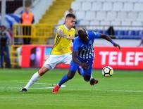 HAKAN DEMIR - Spor Toto Süper Lig Açıklaması Kasımpaşa Açıklaması 0 - Fenerbahçe Açıklaması 1 (İlk Yarı)