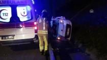 MECIDIYE - Sultanbeyli'de Trafik Kazası Açıklaması 1 Ölü, 2 Yaralı