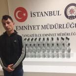 BANDROL - Sultangazi'de 5 Bin 550 Şişe Kaçak Rakı, Doluma Hazır Bin Litre Alkol Ele Geçirildi