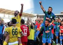 SAMSUNSPOR - Süper Lig'de Çıkan 2 Takım Belli Oldu