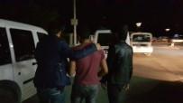YURT DIŞI YASAĞI - Suriyeli Şahsı Öldüren 3 Kişi Tutuklandı