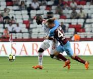 EMRE GÜRAL - Trabzon Deplasmanda Kazandı