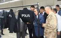 AHMET GAZI KAYA - Türk Polis Teşkilatının Üniformaları Adıyaman'da Üretiliyor
