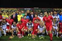 MILLI MAÇ - Türkiye İle Irak Arasında Dostluk Maçı