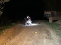ÇAMYUVA - Uşak'ta Silahlı Saldırı Açıklaması 1 Ölü