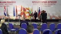 BAKİR İZZETBEGOVİÇ - Üsküp'te Brdo-Brijuni Süreci 'Liderler Buluşması'