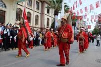 MESİR MACUNU FESTİVALİ - 478. Mesir Macunu Festivali Kortej Yürüyüşüyle Başladı