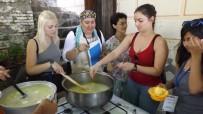 YABAN ÖRDEĞİ - 6 Ülkenin Gençleri Keşkeğin Atası Olan Özel Çorba Yaptılar