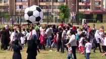 YETİM ÇOCUK - Adana'da Yetimler Oyunda Buluştu