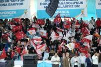 AYHAN SEFER ÜSTÜN - AK Parti Sakarya Kadın Kolları Başkanı Zehra Hatipoğlu Yeniden Seçildi