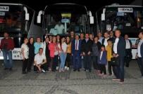 AKŞEHİR BELEDİYESİ - Akşehir Belediyesi Çanakkale Gezilerini Sürdürüyor