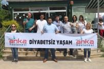 ABDULLAH KıLıÇ - Ameliyat Olan Diyabet Hastaları Sağlıklarına Kavuşmalarını Kahvaltıyla Kutladı