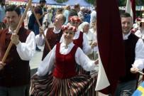FAHRİ KONSOLOSLUĞU - Antalya'da Letonya'nın 100. Yıl Dönümü Kutlandı