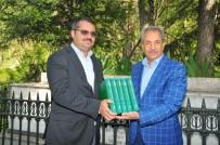 NASREDDIN HOCA - Azeri Büyükelçi Hazar İbrahim'den Akşehir'e Ziyaret