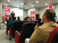 PALAS - Başkan Alemdar Siyaset Akademisi'nde Tecrübelerini Paylaştı
