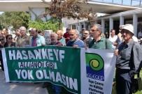 PAŞAKÖY - Bergama'da Hasankeyf İçin Basın Açıklaması Yapıldı