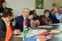 ABHAZYA - Çin'in Abhazya İlgisi Devam Ediyor