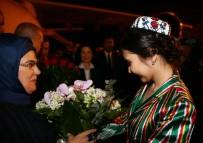 RESMİ KARŞILAMA - Cumhurbaşkanı Erdoğan Özbekistan'a Geldi