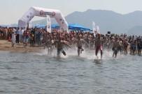 TÜRKİYE YÜZME FEDERASYONU - Dalyan'da Sporcular Carettalarla Yüzdü