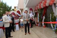 MALİ MÜŞAVİR - Eski VDK Adana Grup Başkanı Adem Toksöz İş Hayatına 'Merhaba' Dedi