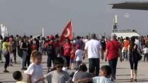 HAVACILIK FUARI - Eurasia Airshow, Türk Yıldızları'nın Gösterisiyle Sona Erdi