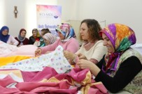 SOSYAL PROJE - Ev Hanımları Kursta Ürettikleri Ürünleri İhtiyaç Sahiplerine Gönderecek