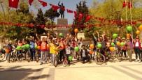 KÜRESEL ISINMA - Farkındalık İçin Pedal Çevirdiler