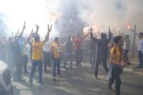 METİN OKTAY - Galatasaray, Türk Telekom Stadyumu'nda Hareket Etti