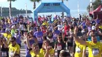 BODRUM KAYMAKAMI - 'Global Run Bodrum'da İyilik İçin Koştular