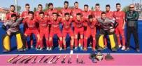 HASAN ÇAKMAK - Hokeyde Türkiye'nin Gururu Gaziantep Polisgücü Spor