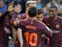 DEPORTIVO LA CORUNA - İspanya'da Barcelona 25. kez şampiyon