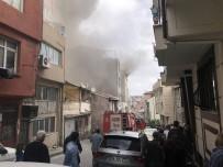 İTFAİYE ERİ - İtfaiye Ekipleri Yangına Değil Hatalı Park Eden Araçlara Müdahale Etti