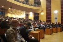 İHSAN FAZLıOĞLU - Kırklareli Üniversitesinde 'İslam Temeddünü Okuma Üzerine Düşünceler' Konferansı