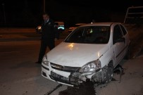PİRİ REİS - Kontrolden Çıkan Otomobil Takla Attı Açıklaması 2 Yaralı