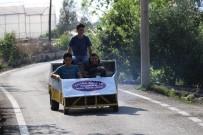 HATIPLI - Motosiklet Motorundan Araba Yaptılar