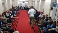 NÜFUS MÜDÜRLÜĞÜ - Muhtarlar, Kanaat Önderlerinden AK Parti'ye Destek