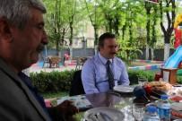 KADIN YAŞAM MERKEZİ - Siirt Belediye Başkan Vekili Taşkın, Gazetecilerin Konuğu Oldu