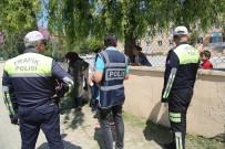OKUL SERVİSİ - Tekirdağ'da Aranan 17 Kişi Yakalandı