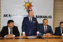 ÇALıK HOLDING - Ulupınar, 'AK Parti Olarak Burada 3-0 Almamız Lazım'