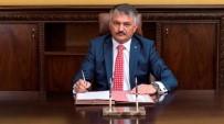 ERSIN YAZıCı - Vali Yazıcı, 1 Mayıs'ı Kutladı